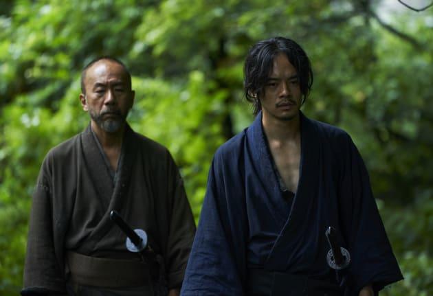 「塚本映画のファンだった」と話す池松さん。「20代の自分はこの映画のために俳優をやってきたんじゃないか、と思えるくらいの作品だった」と振り返った。