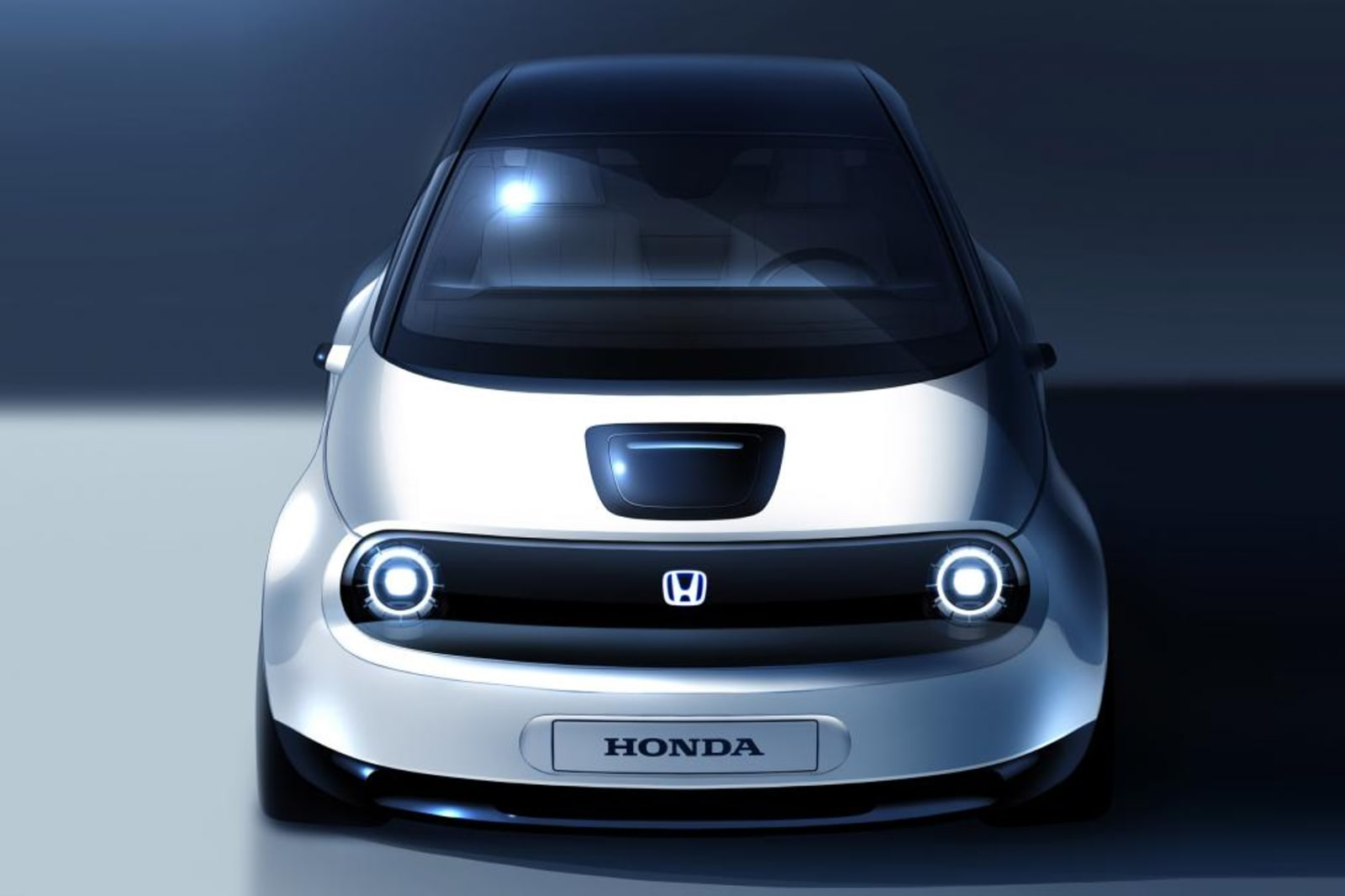 Honda will show off a new EV prototype in March