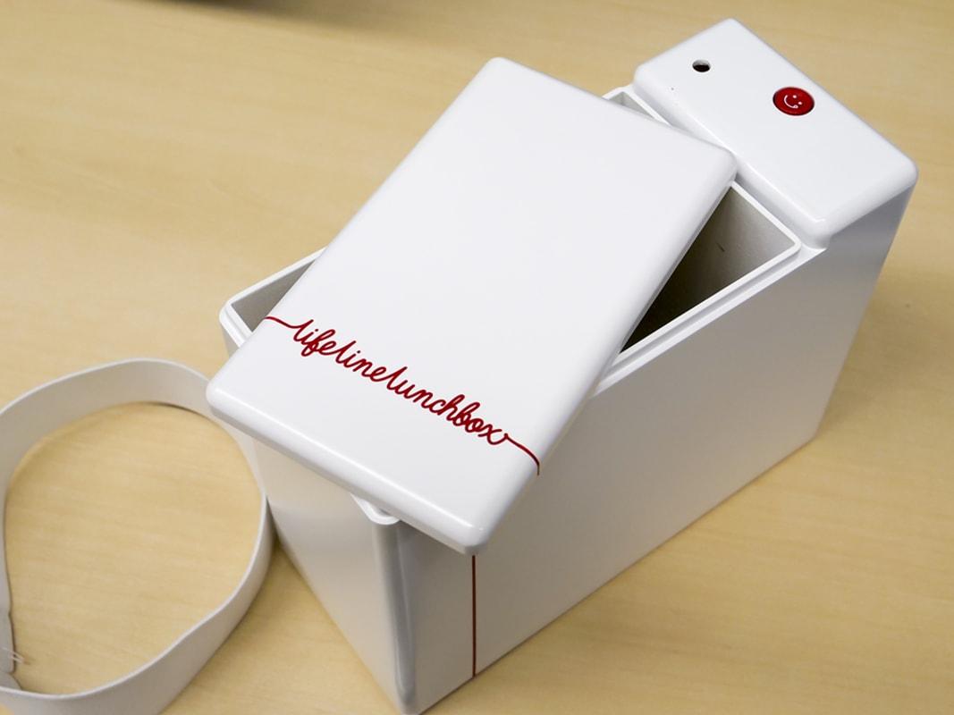 14f2cb39ac 博報堂アイ・スタジオは、ソラコムと共同でアウトドアアクティビティの位置情報を可視化する弁当箱「LifeLine  LunchBox」を開発しました。登山やトレイルランニング、 ...