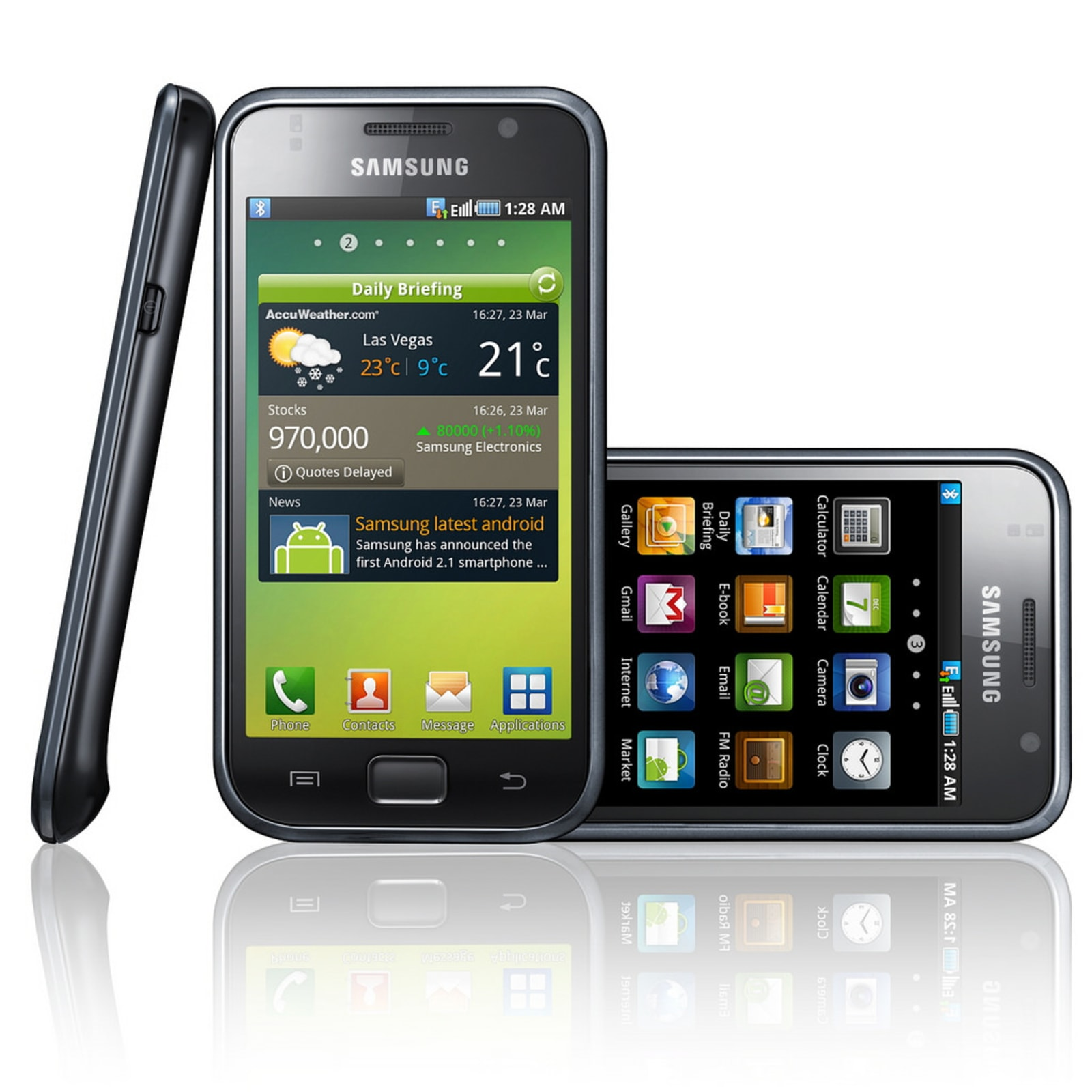 A look back at Samsung's Galaxy S lineup