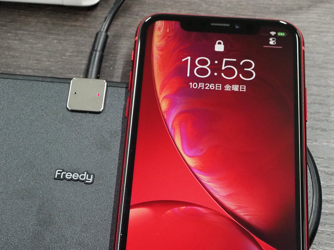 Freedy 10W ワイヤレス充電パッド