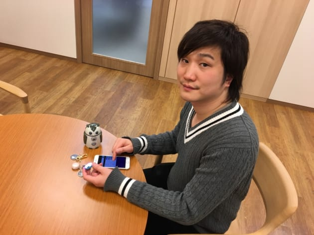 「会社として社会に役立つことをしていきたい」と語る伊澤さん