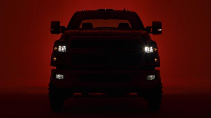 Chevrolet Silverado 4500