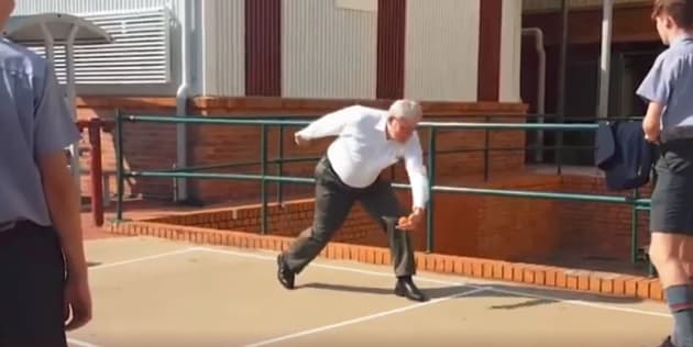 Kevin Rudd S Handball Skills An Analysis Huffpost Australia