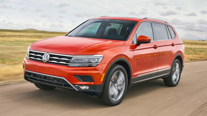 2019 VW Tiguan Reviews | Price, specs, features and photos