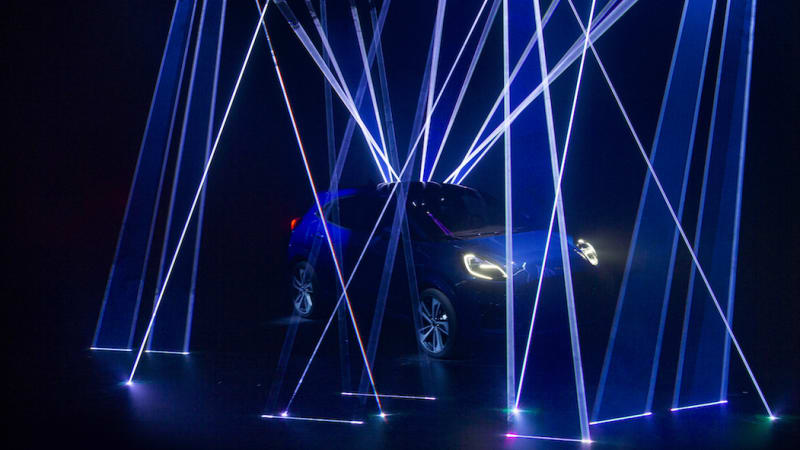 Ford Delivers First Glimpse Of Athletic, Innovative Puma Crossover