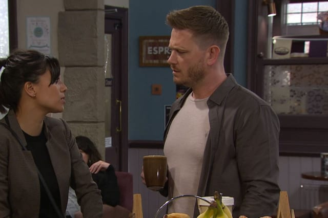 Emmerdale's Leyla makes sneaky new plan for Jacob and David
