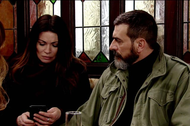 Coronation Street 8 - 12 April spoilers: Nick worries about Audrey's money