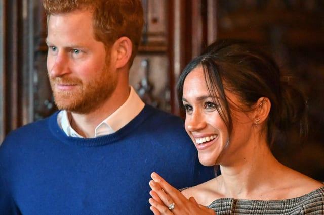 Duke and Duchess of Sussex break Instagram records