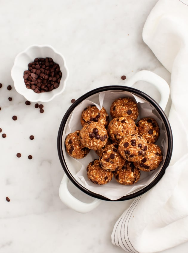how to make cocoa puff balls with no choc chips