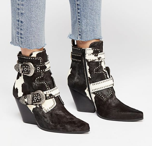 f7cab7f5c Fall 2018 Ankle Boots That Hit Every Trend And Every Budget ...