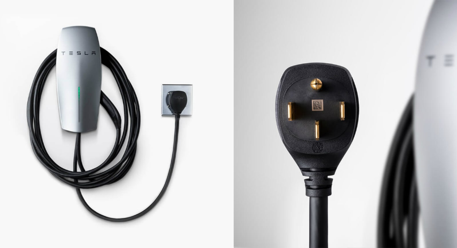 Tesla releases a plug-in EV charger you can take with you