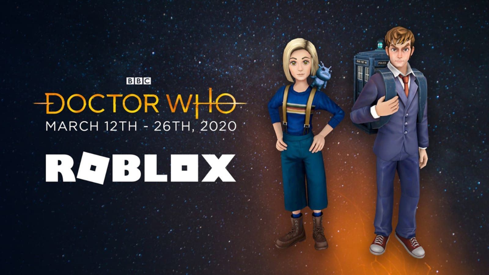 Roblox Announces Limited Run Doctor Who Collaboration Engadget