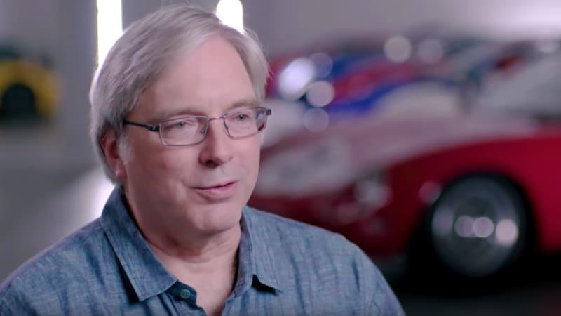Greg Whitten, Ferrari 250 GTO owner