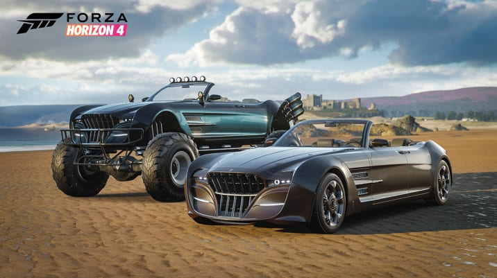 Forza Horizon 4' car pack adds 1959 Cadillac Eldorado and