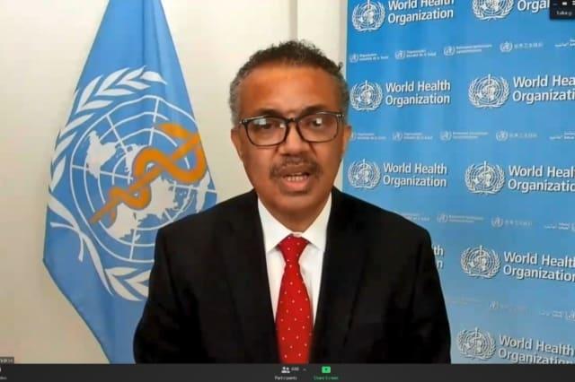 SWITZERLAND-GENEVA-WHO-73RD WORLD HEALTH ASSEMBLY-DIRECTOR-GENERAL