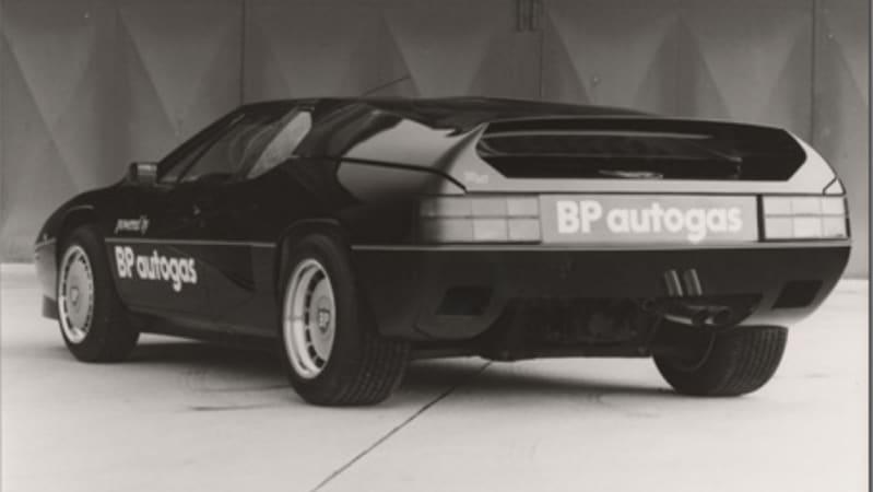 Autogas BMW M1