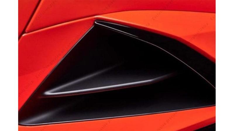 Lamborghini Huracan teased