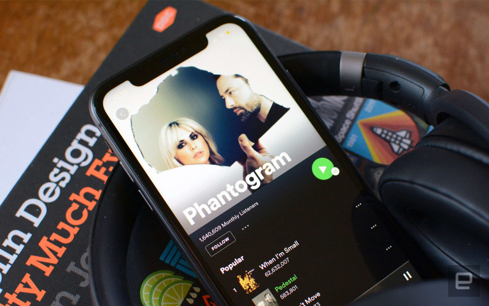 Spotify redesign makes it easier to play, favorite and download music