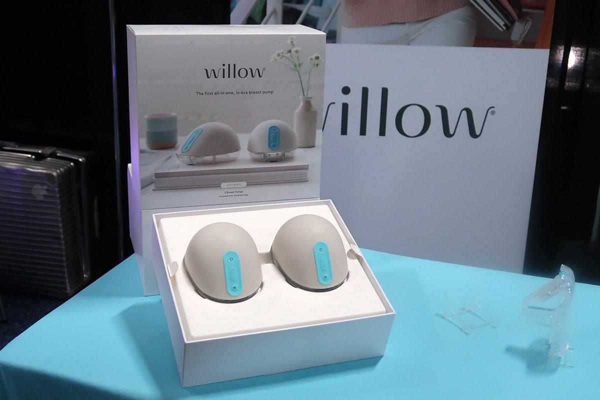 自動搾乳機「willow」
