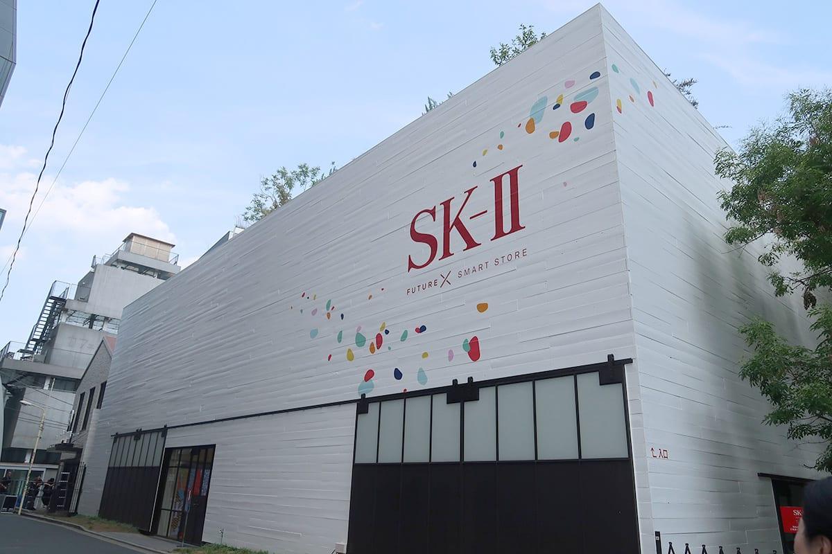 SK-IIのポップアップストア