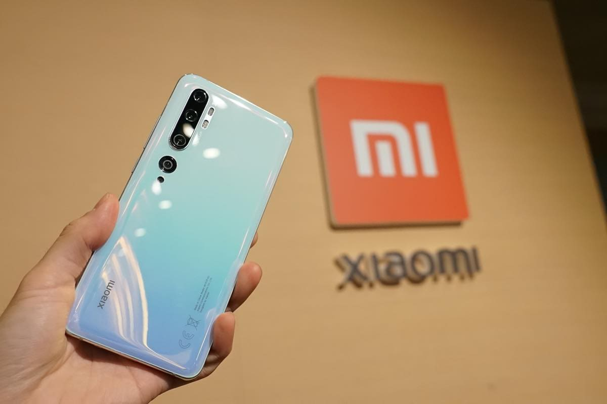 シャオミ、日本参入第一弾スマホは「Mi Note 10」。1億画素センサー・5 ...