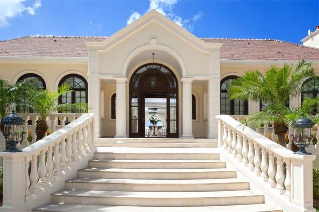 Sotheby S Realtry Donald Trump Cau Des Palmiers In Saint Martin