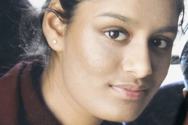 Jihadi bride Shamima Begum cannot come back, Priti Patel says