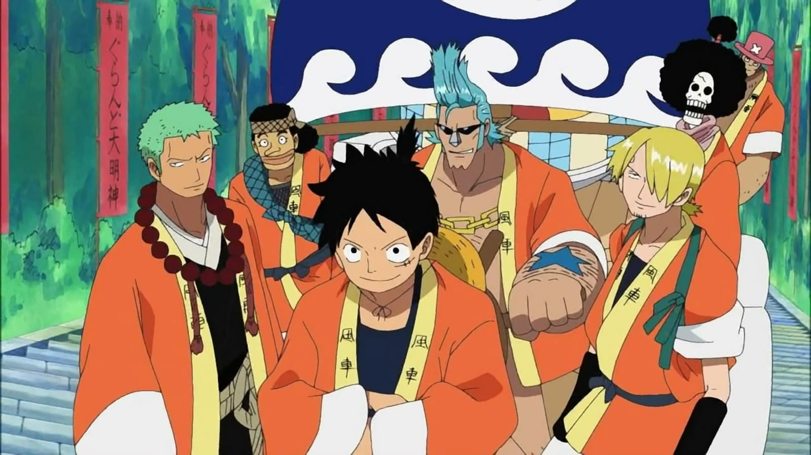 Netflix is turning manga and anime One Piece into a live-action series