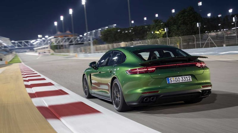 2019 Porsche Panamera GTS first drive: Needed step in the Panamera ladder