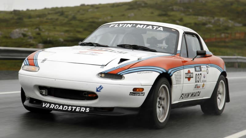 2019 Mazda MX-5 Miata horsepower increase and engine changes