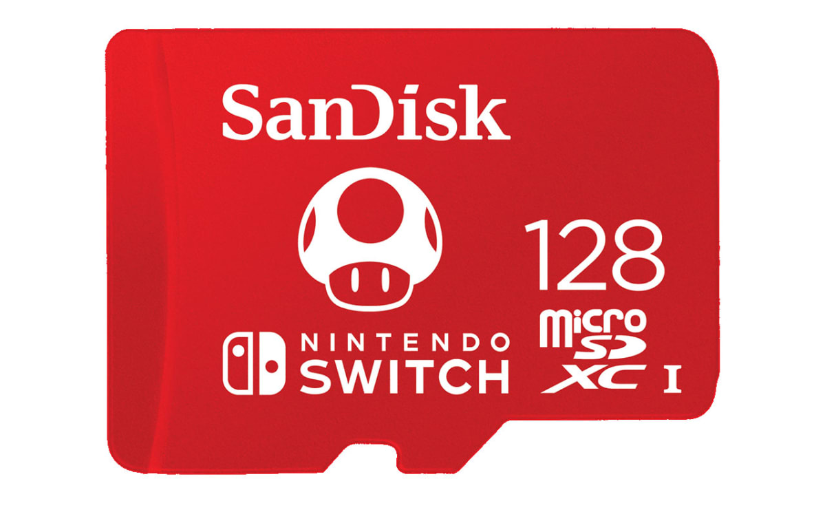 SanDisk Switch MSD