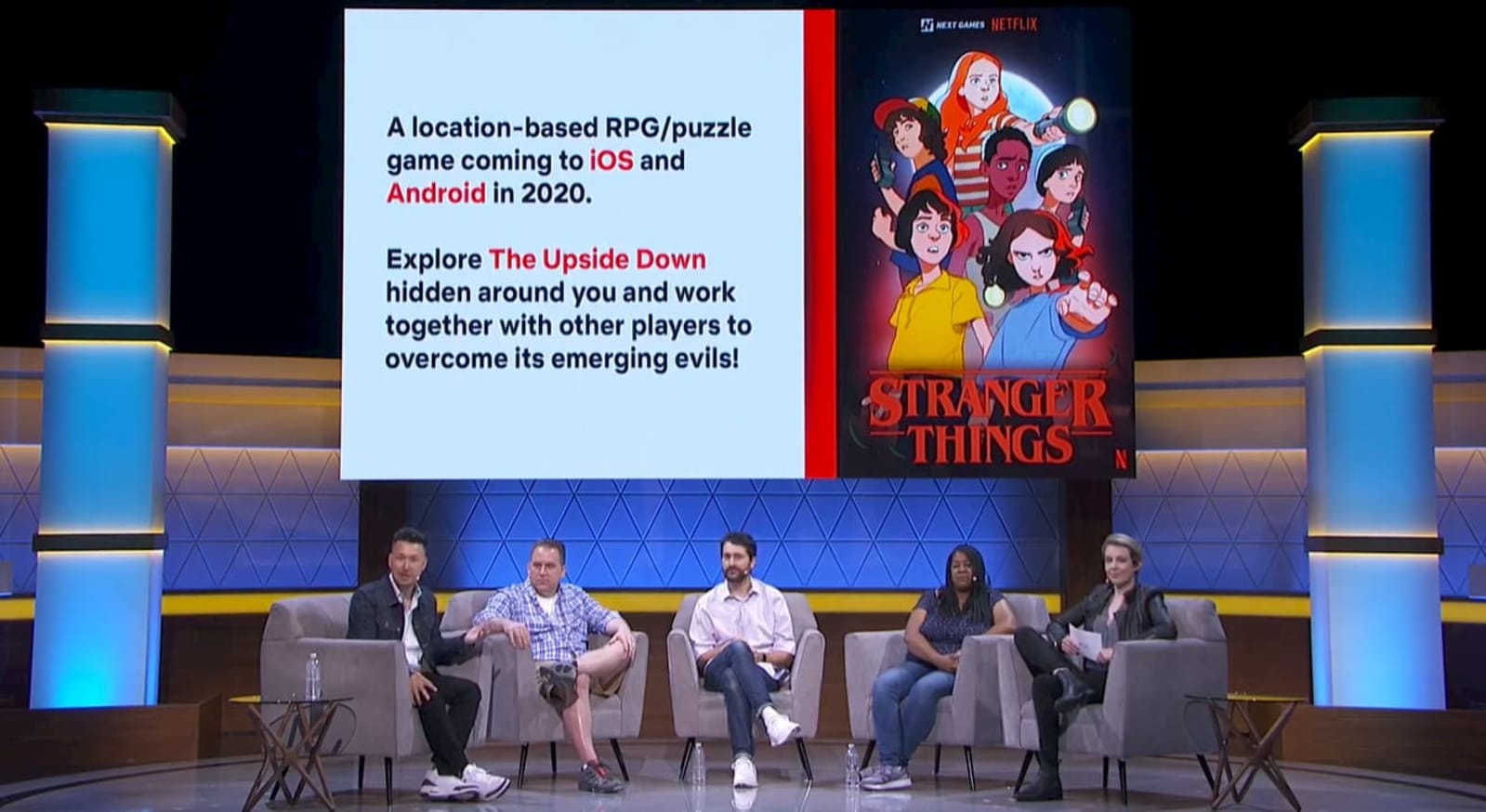 Hello there World: Netflix is working on a 'Stranger Things' mobile RPG