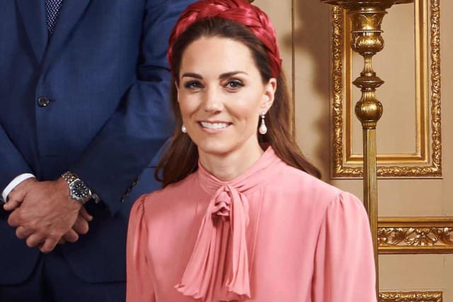 The Earrings Kate Middleton Wore to Archie's Christening Are Causing So Much Drama