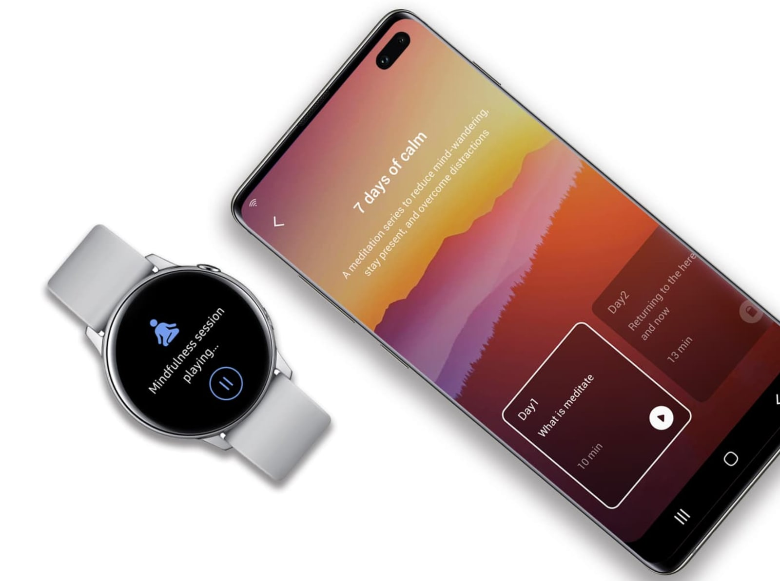Samsung Health adds Calm's sleep and relaxation tools