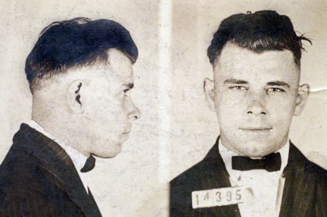 Body of 1930s gangster John Dillinger to be exhumed 85 years after FBI shot him