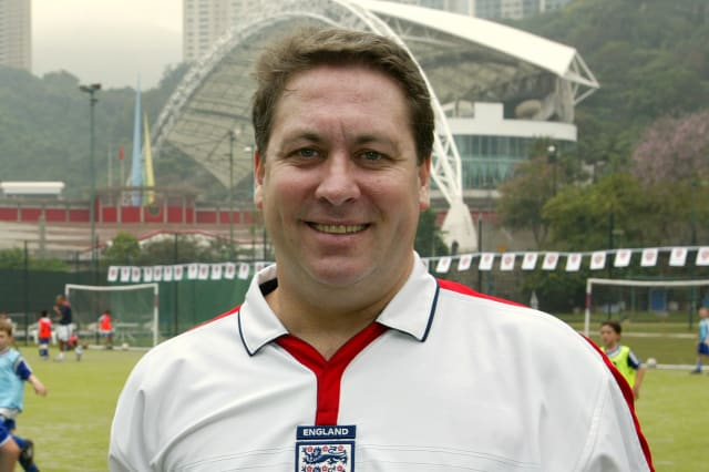 Football - Interview with former England player Kenny Sansom at Indian Recreation Club, So Kon Po, Causeway Bay. 11 March 2006