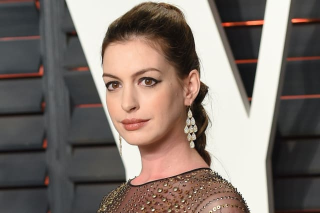Anne Hathaway reveals why Christopher Nolan does not allow chairs on set