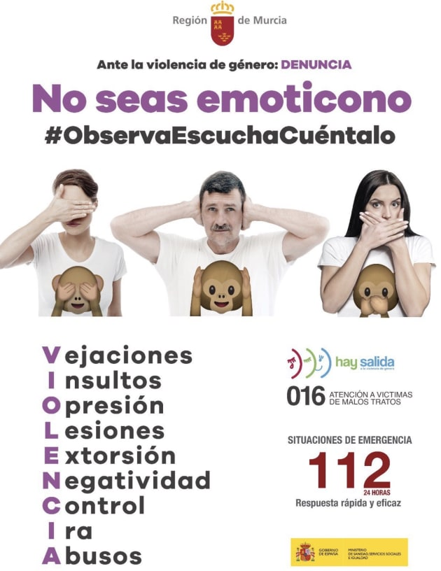 epic fails' de las campañas contra la violencia machista