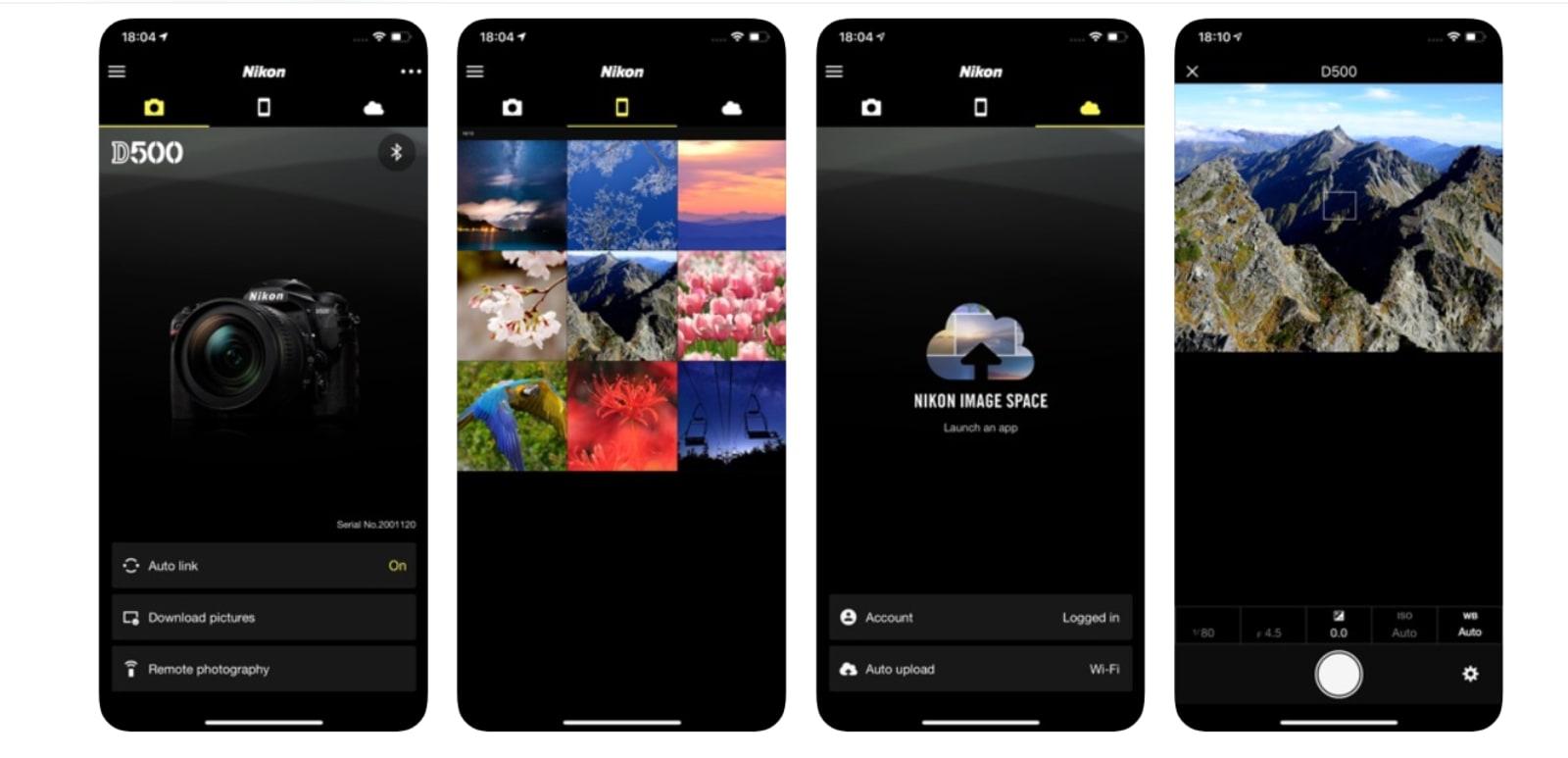 Nikon updates its SnapBridge app for faster image transfers