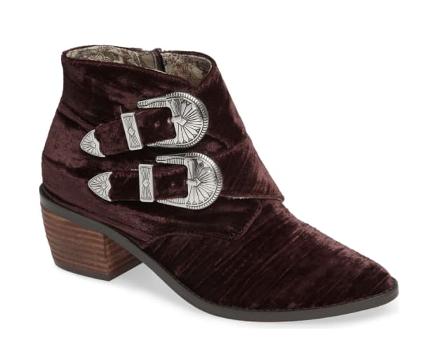 e5f30d55d Fall 2018 Ankle Boots That Hit Every Trend And Every Budget ...