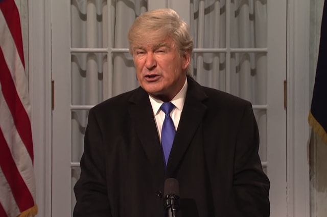 Donald Trump threatens 'Saturday Night Live' with federal investigation for mocking him