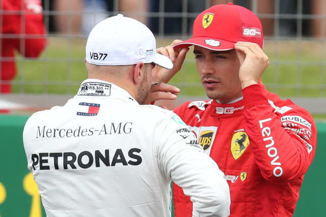 Charles Leclerc and Valtteri Bottas investigated for possible Covid-19 breach