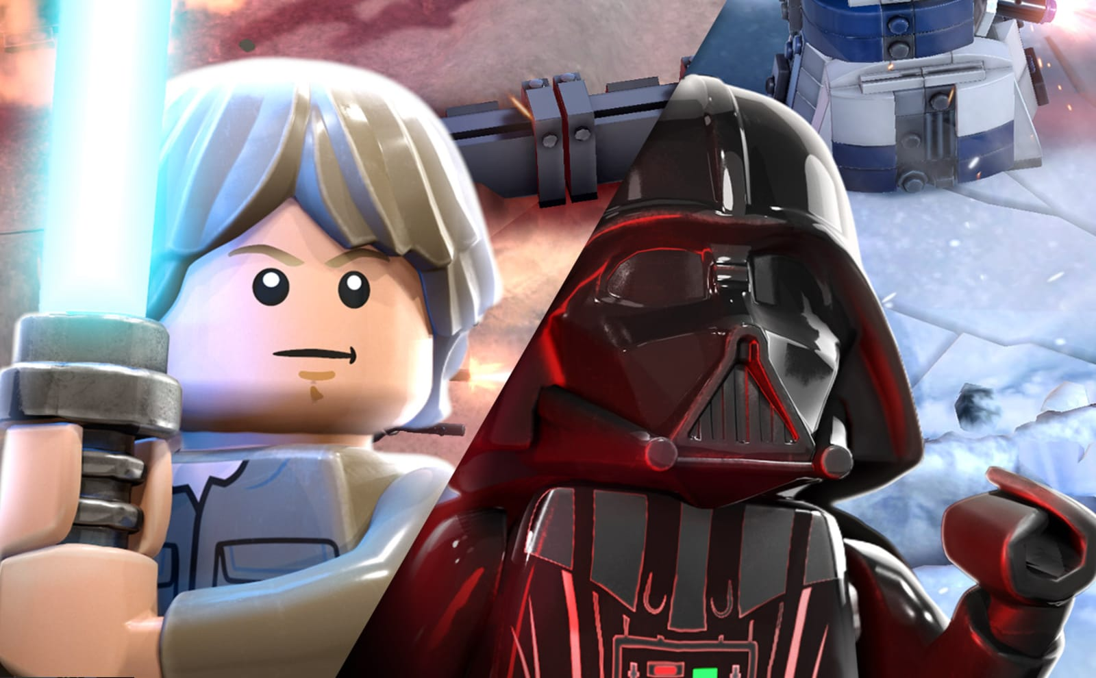 'LEGO Star Wars Battles' is a competitive strategy game for mobile