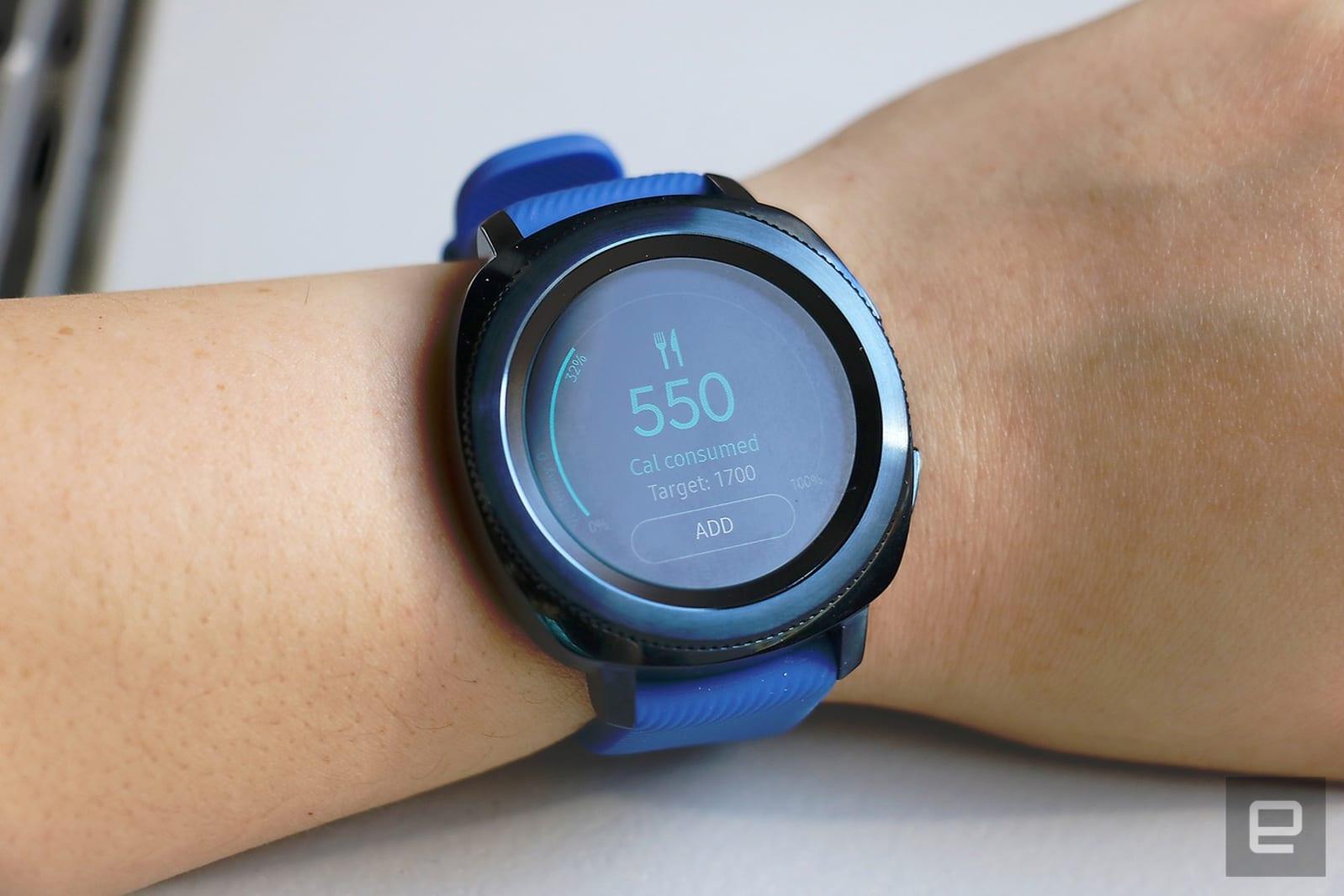 Samsung Gear Sport review: A versatile fitness-first smartwatch