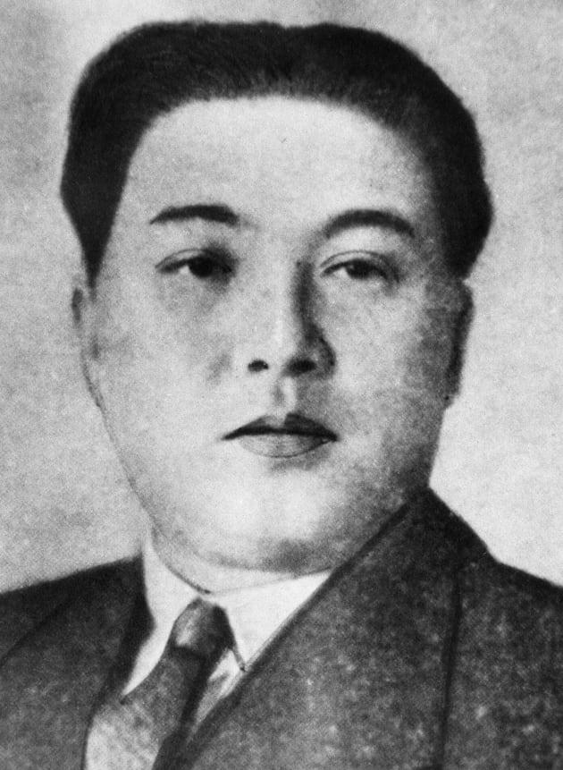 金日成氏(1965年)