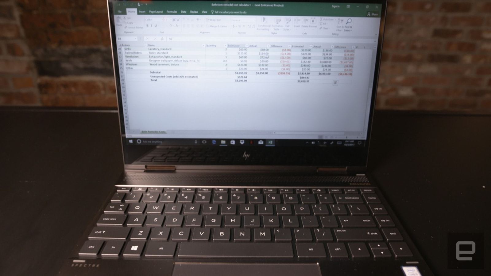 Hps Spectre X360 13 Hides Your Screen At A Push Of Button Hp Ae519tu Frankly The Text On Our Demo Unit Was So Small That I Probably Couldnt Read What It Said Unless Up Close Either Still Having Privacy