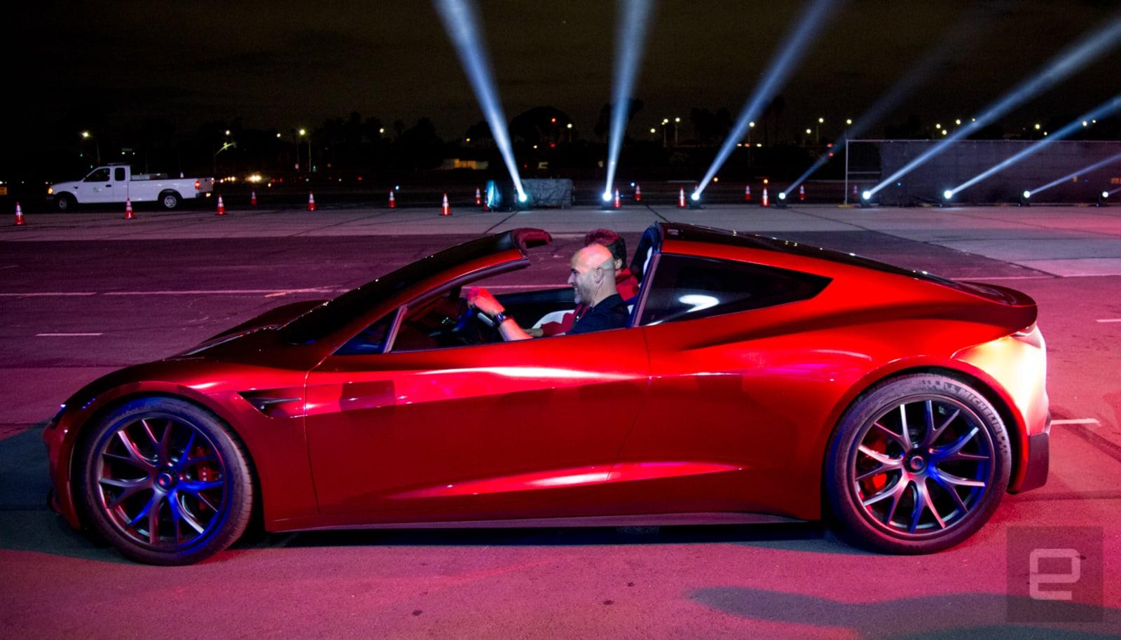 Tesla Roadster Will Get Even Quicker Through An Option Package - Lexus custom vinyl decals for carvaunt vinyl sticker store rakuten global market speed lexus