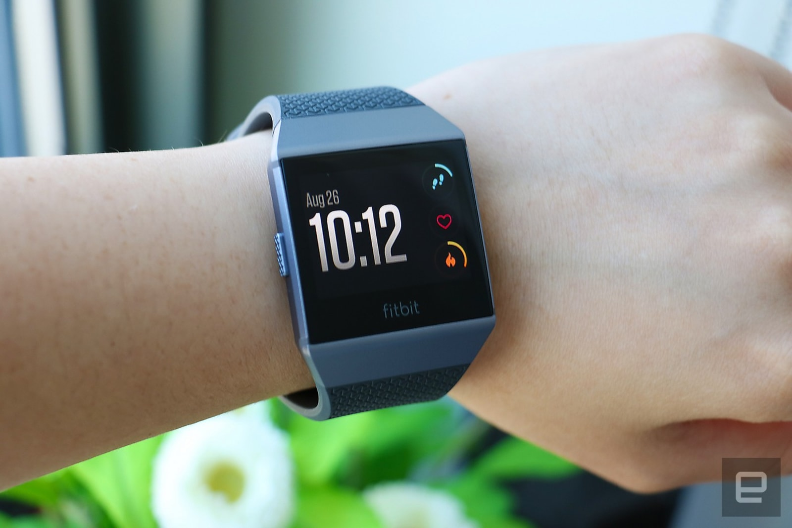 Fitbit's Ionic smartwatch will help diabetics track glucose