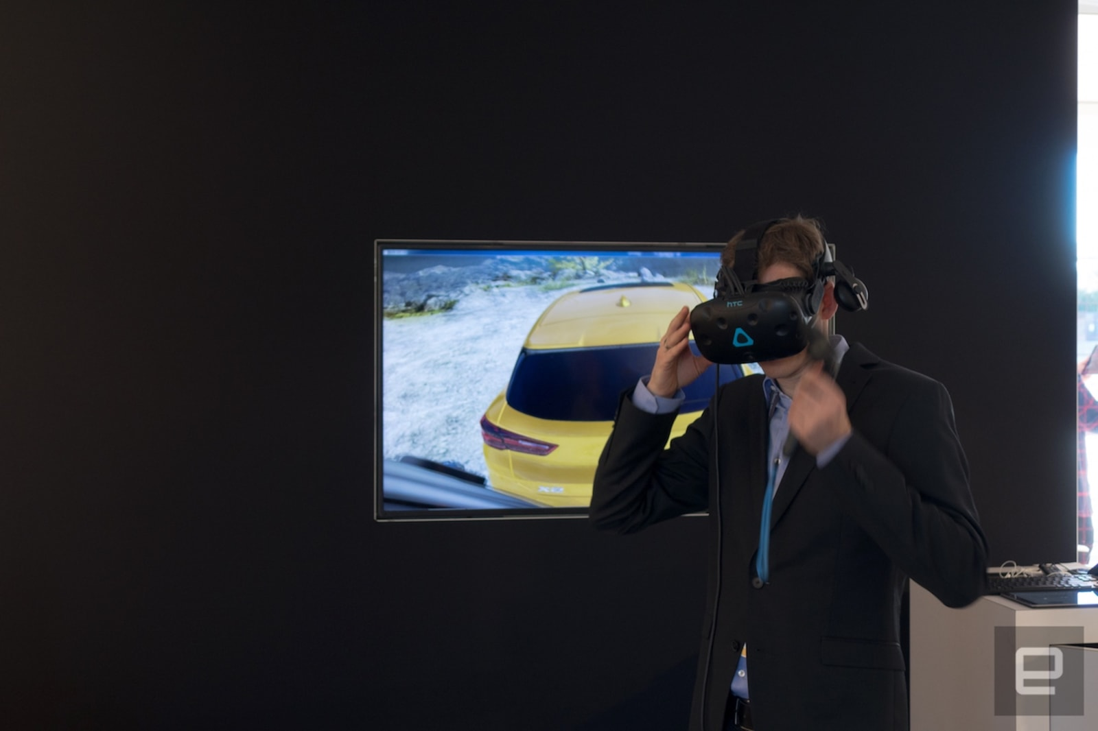 BMW used virtual reality to bring its latest crossover SUV